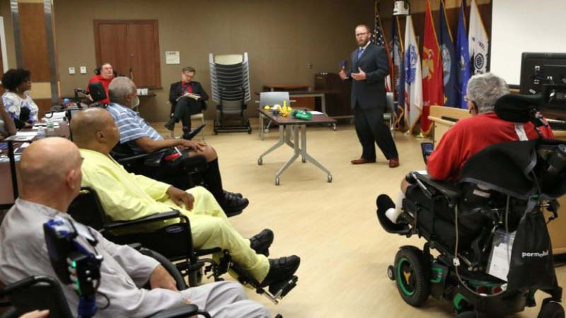 Innovative Students develop Prosthetics for War Veterans