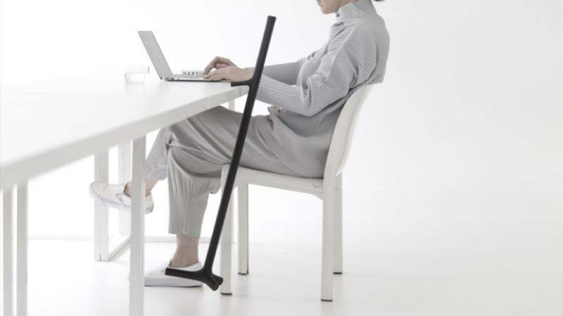 ENEA 3D Printed Walking Stick from Shiro Studio is the Modern Powerful Tool