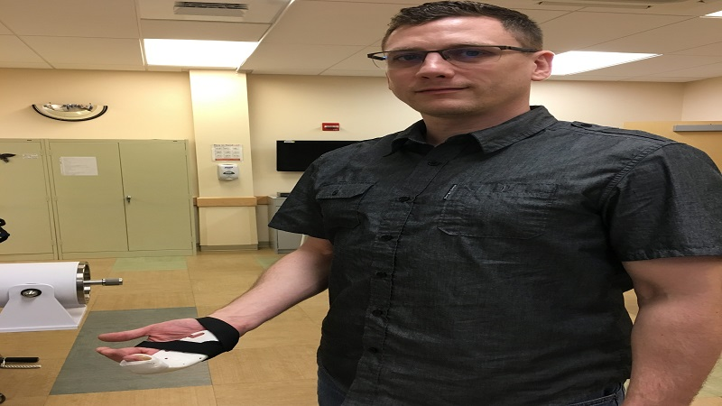 Stratasys Continues to Help Veterans Through 3D Printed Orthotic Hands