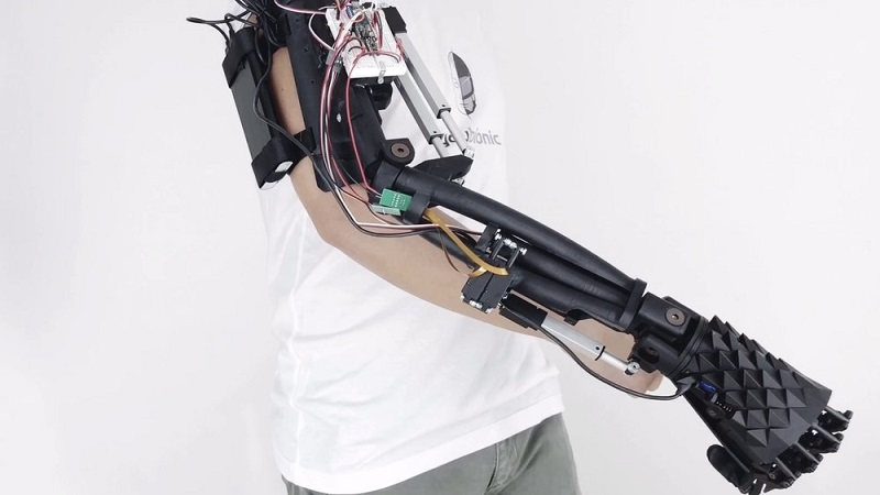 YouBionic Releases Redesigned Version Of Youbionic Arm