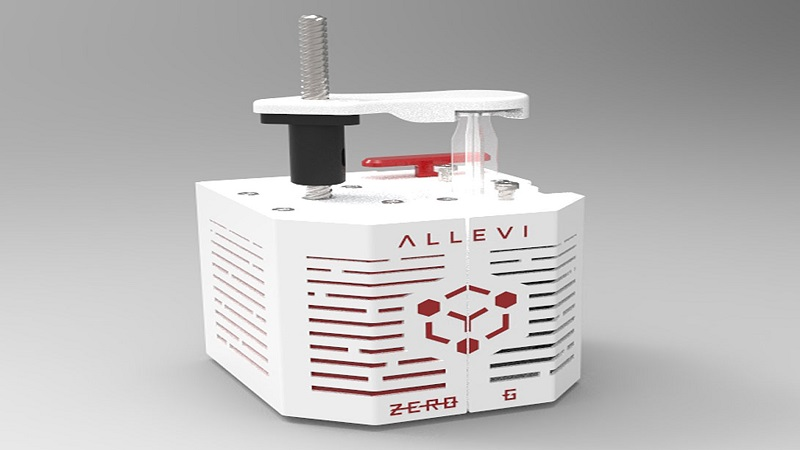 Allevi and Made In Space Join Hands To Develop 3D Printing For Outer Space