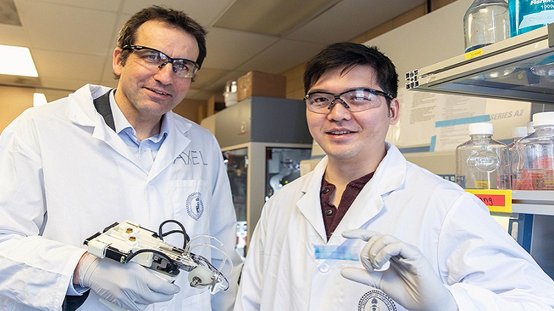 3D Printing Skin Rapidly For Severe Burns