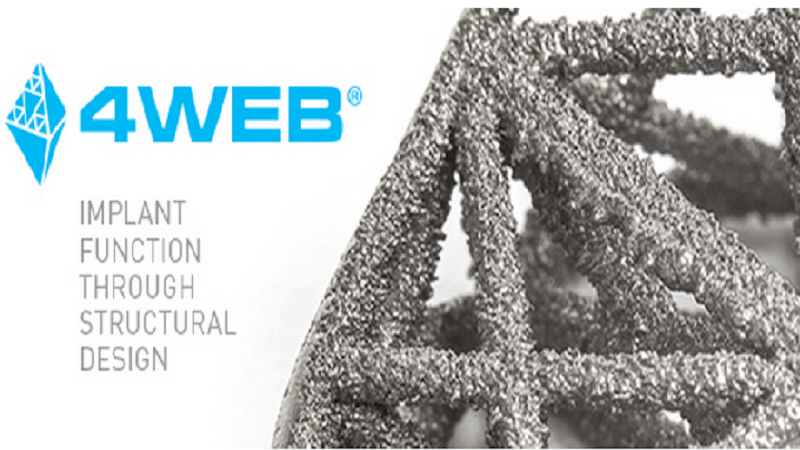 4Web Medical Start 3D Printed Implant Industry Lateral Spine Truss System