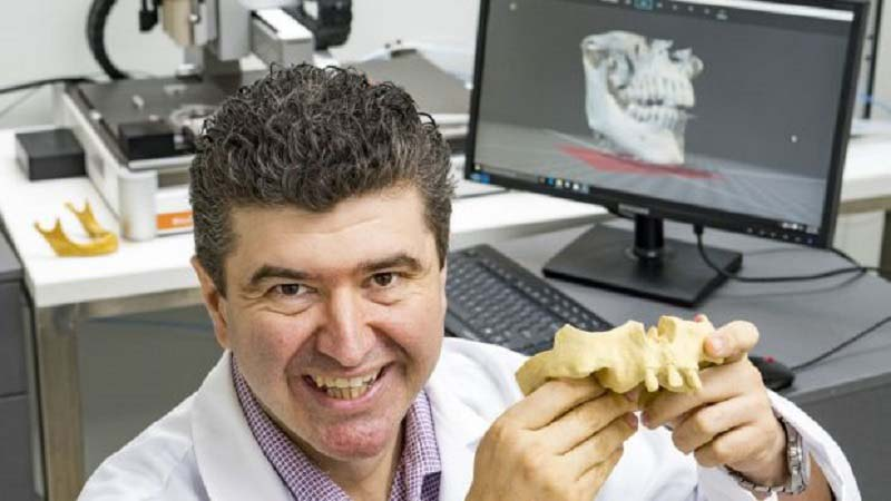 Bio Printing New Jaw and Gum Cells to pioneer Dentistry Evolution