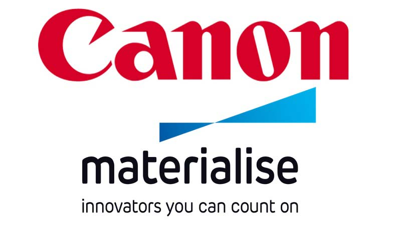 Materialise Canon Agreement