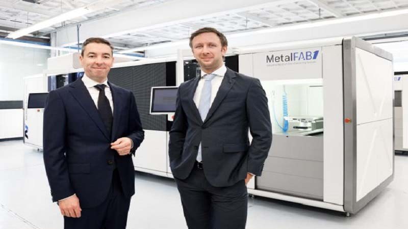Additive Industries MetalFab1 Red Dot Award